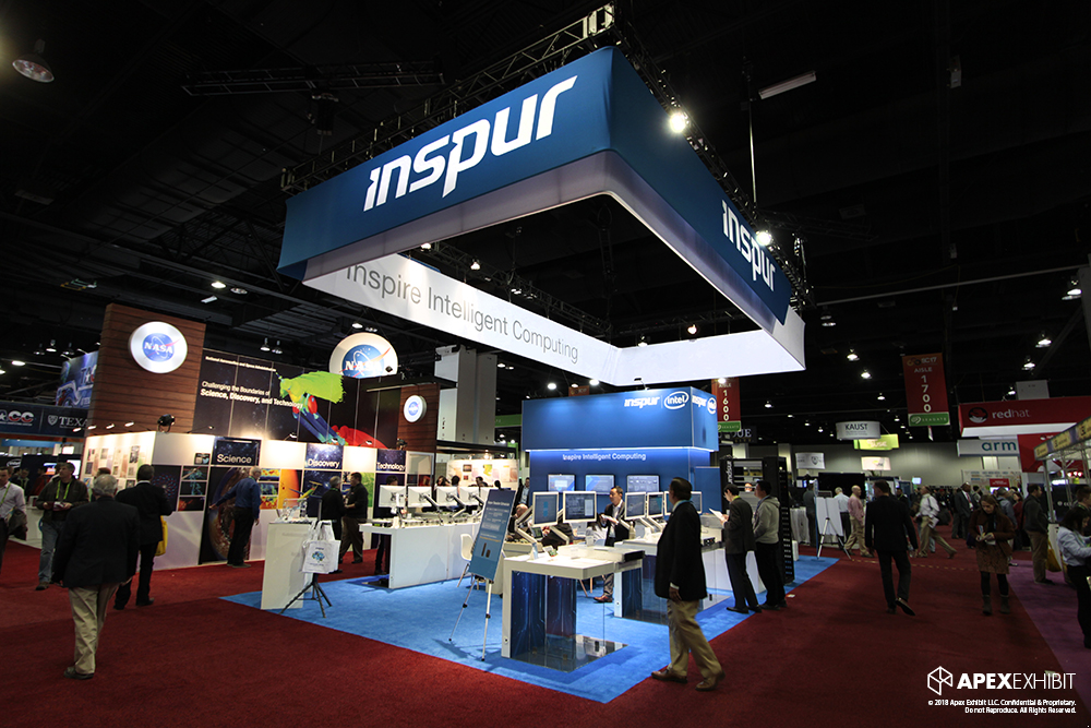 Custom Designed Exhibits