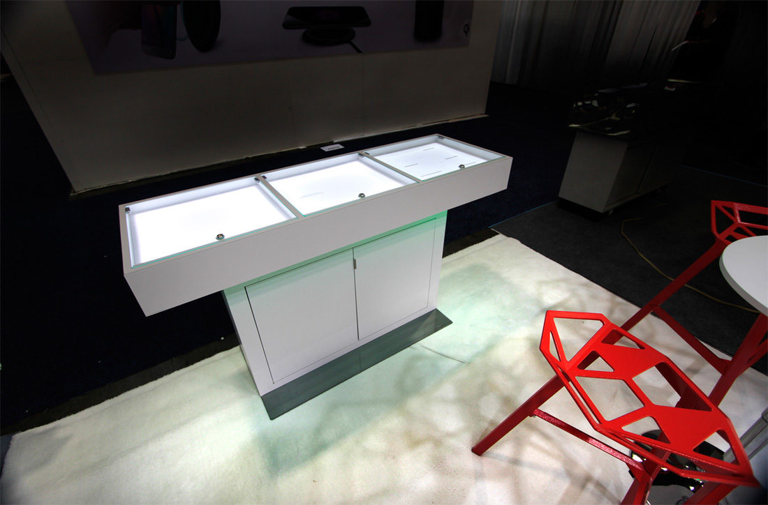 trade show booth displays